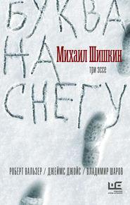 Буква на снегу - Михаил Шишкин