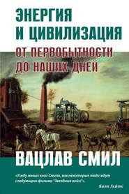 Энергия и цивилизация - Вацлав Смил