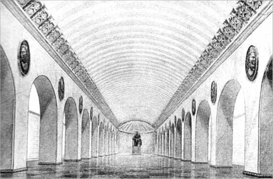 метрополитен петербурга легенды метро проекты архитекторы художники и скульпторы станции