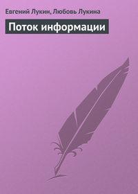 Лукин, Евгений  - Поток информации