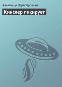 Чернобровкин, Александр  - Кинслер пикирует