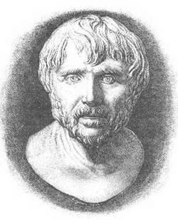 Луций Анней Сенека. Его жизнь и философская деятельность изменяется взволнованно и трагически