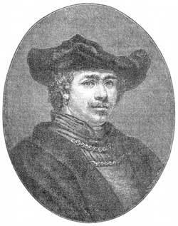Обложка книги Рембрандт ван Рейн. Его жизнь и художественная деятельность, автор Калинина, А.