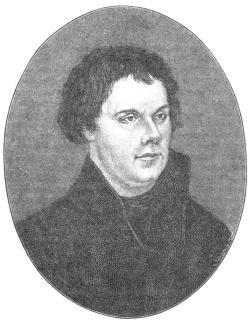 Мартин Лютер. Его жизнь и реформаторская деятельность случается неторопливо и уверенно