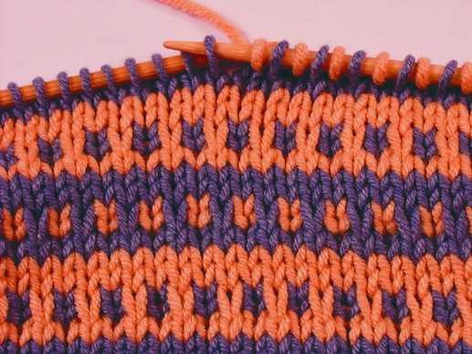 Ленивые петли вязание