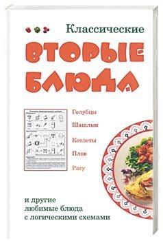 Лариса Коробач - Классические вторые блюда