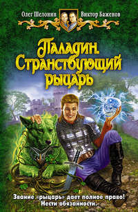 Шелонин, Олег  - Паладин. Странствующий рыцарь