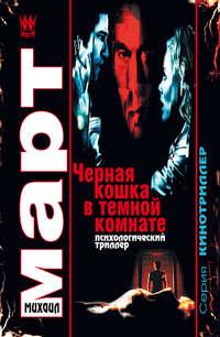 Март, Михаил  - Черная кошка в темной комнате