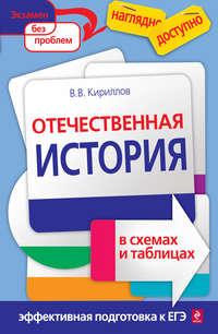 Кириллов, Виктор Васильевич  - Отечественная история в схемах и таблицах