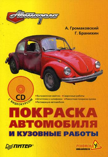 Алексей Громаковский - Покраска автомобиля и кузовные работы