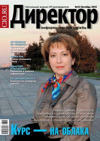 - Директор информационной службы №10/2010
