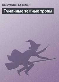 Бояндин, Константин  - Туманные темные тропы