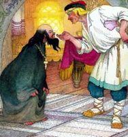 Александр Пушкин Сказка о Попе и его работнике Балде