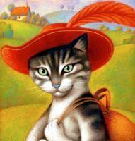 Кот в сапогах от ЛитРес