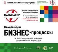 Кондратьев, Вячеслав  - Показываем бизнес-процессы