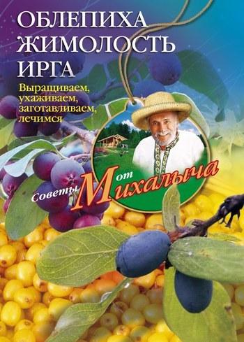 Николай Звонарев Облепиха, жимолость, ирга. Выращиваем, ухаживаем, заготавливаем, лечимся николай звонарев бобовые культуры сажаем выращиваем заготавливаем лечимся