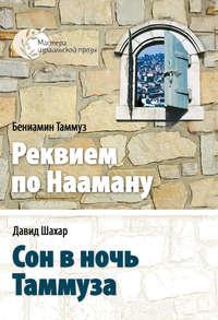 Давид Шахар - Сон в ночь Таммуза