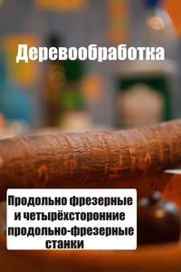 Мельников, Илья  - Продольно-фрезерные и четырехсторонние продольно-фрезерные станки