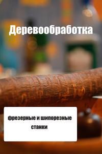 Мельников, Илья  - Фрезерные и шипорезные станки
