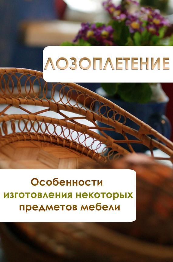 Скачать Особенности изготовления некоторых предметов мебели бесплатно Илья Мельников