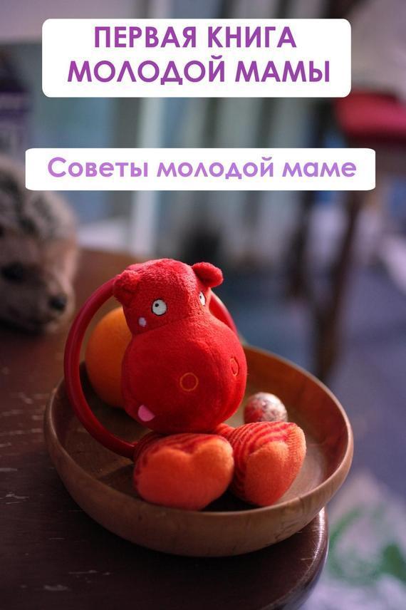 Илья Мельников Советы молодой маме