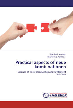 Practical aspects of neue kombinationen. Essence of entrepreneurship and settlement relations