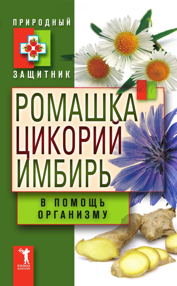 Ромашка, цикорий, имбирь в помощь организму