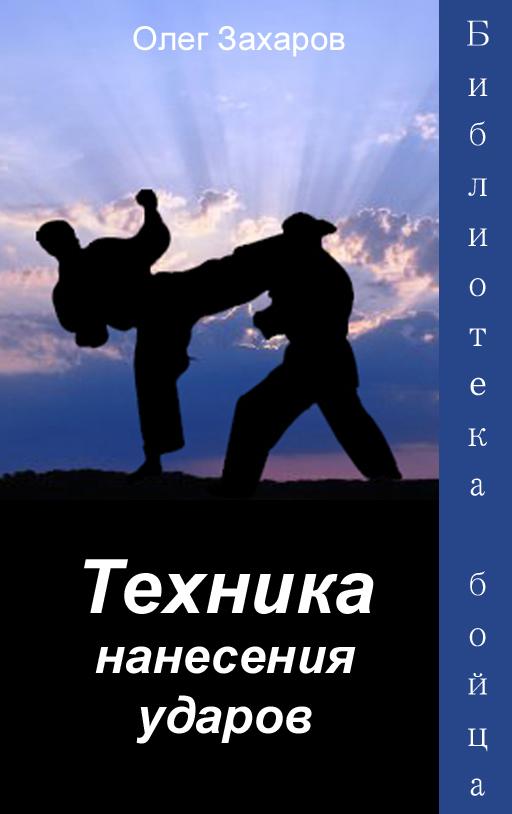 Скачать Техника нанесения ударов бесплатно О. Ю. Захаров