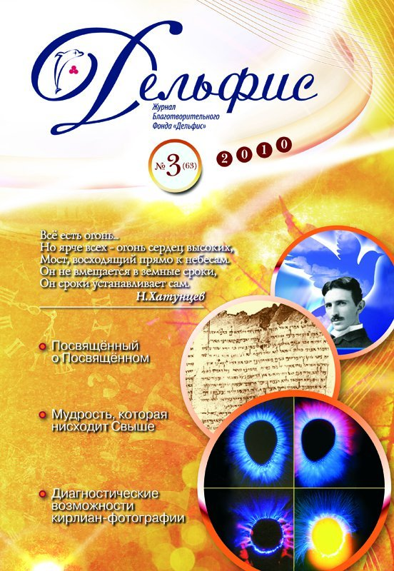 Обложка книги Журнал «Дельфис» №3 (63) 2010, автор Отсутствует