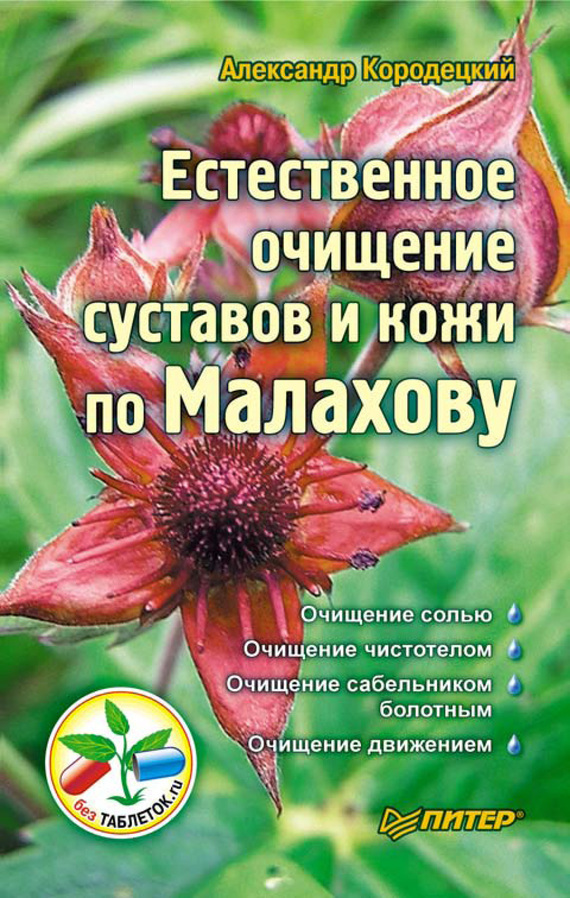 Скачать А. В. Кородецкий бесплатно Естественное очищение суставов и кожи по Малахову
