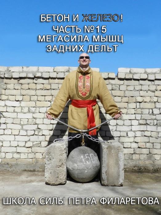 Скачать Мегасила мышц задних дельт бесплатно Петр Филаретов