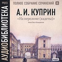 Александр Куприн На переломе (кадеты)