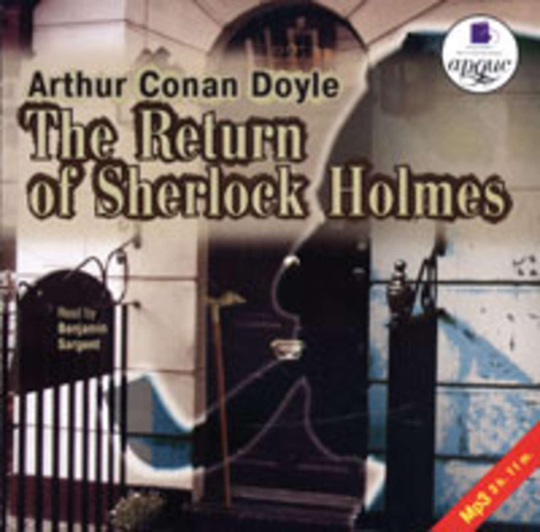 Аудиокнига шерлок холмс пустой дом слушать онлайн