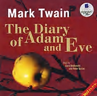 Марк Твен The Diary of Adam and Eve. Short Stories марк твен eve s diary
