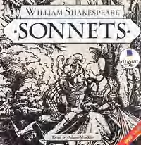 Уильям Шекспир The Sonnets sketches in lavender blue and green