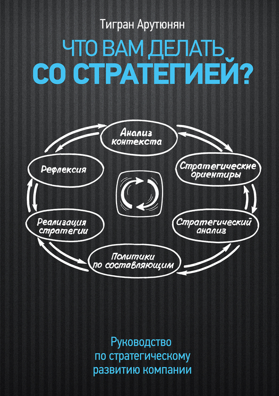 Что вам делать со стратегией? Руководство по стратегическому развитию компании - Тигран Арутюнян