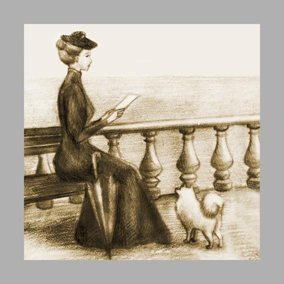 Антон Чехов Дама с собачкой. Аудиоспектакль