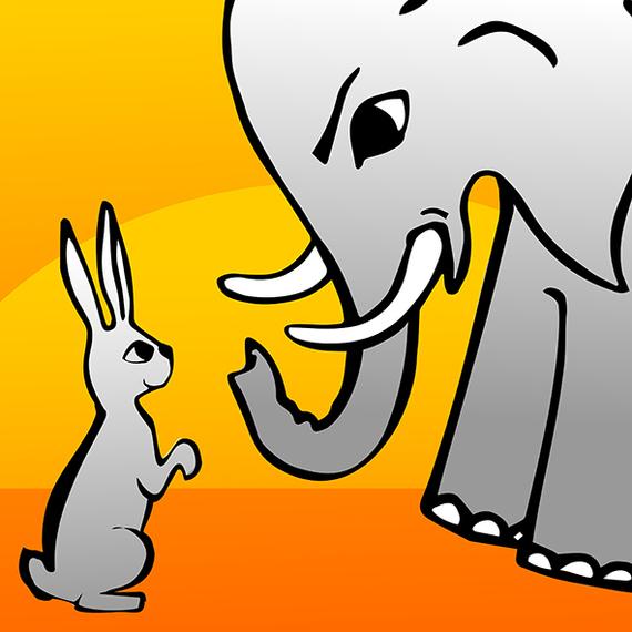 Скачать Как заяц в Африке всех перехитрил. Аудиоспектакль быстро