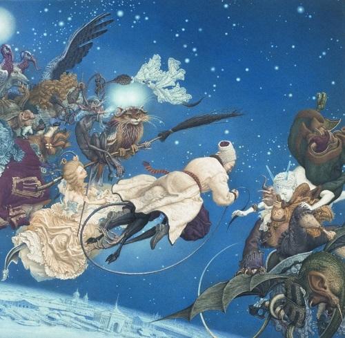 Ночь перед рождеством (спектакль)