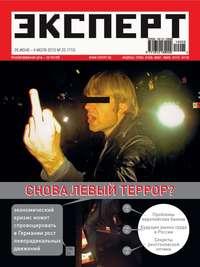 - Эксперт №25/2010