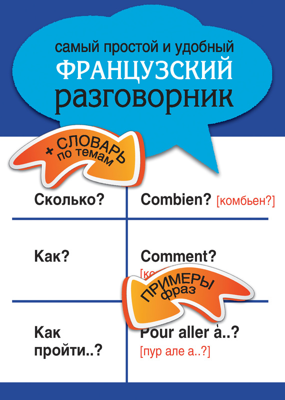 Самый простой и удобный французский разговорник