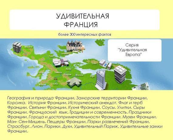 Наталья Ильина Удивительная Франция лучшие музеи лувр