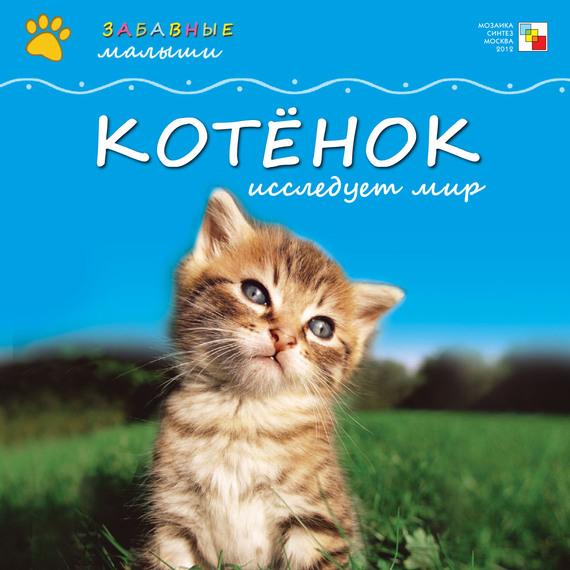 Майкл Тейтелбаум Котёнок исследует мир от котенка до кошки