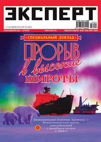- Эксперт №24/2013