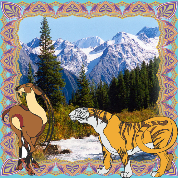 Народное творчество Алтайские сказки в аудиоспектаклях ирина лазарева лось в облаке