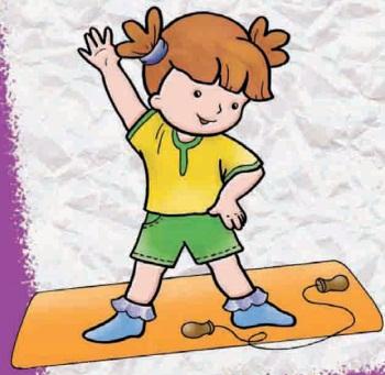 Картинки по запросу утренняя гимнастика для дошкольников