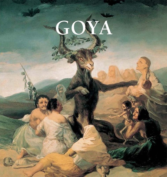 Victoria Charles Goya art of war