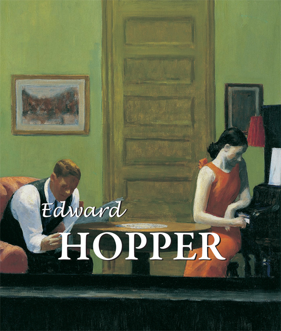 Gerry Souter Edward Hopper improving quality of life in anxiety and depression