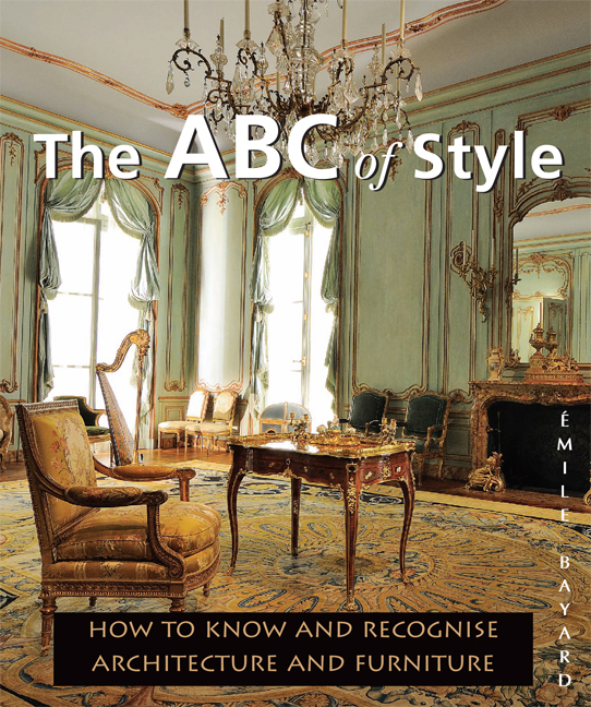 Emile Bayard The ABC of Style steel d until the end of time