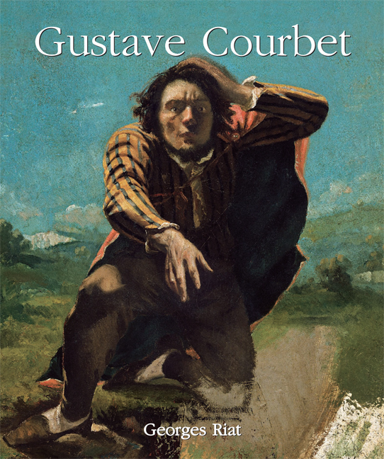Georges  Riat Gustave Courbet georges riat gustave courbet